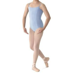 NWT Camisole Leotard, Light Blue baby girls of 2
